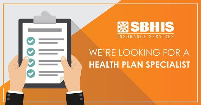 Health Plan specialist