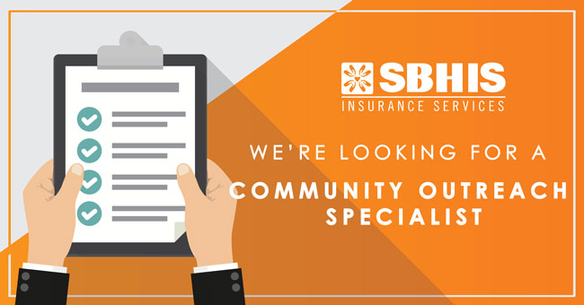 COMMUNITY OUTREACH SPECIALIST